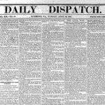 The Daily Dispatch: 1860-1865
